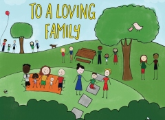 To a Loving Family