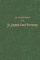 A History of the St. Joseph Lead Company