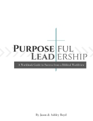 Purposeful Leadership