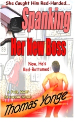 Spanking Her New Boss