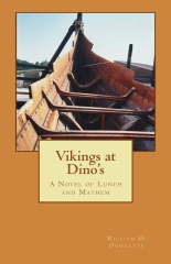 Vikings at Dino's