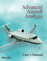 Advanced Aircraft Analysis Manual for Version 3.6