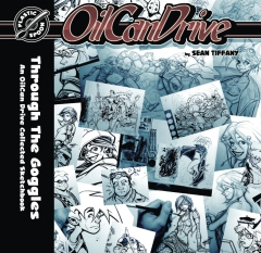 OilCan Drive Collected Sketchbook