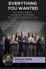 Everything You Wanted To Know About Business Planning But Were Afraid To Ask