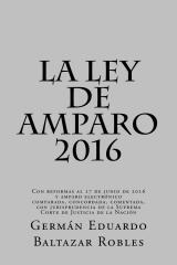 La Ley de Amparo 2016