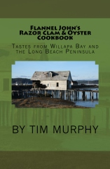 Flannel John's Razor Clam and Oyster Cookbook