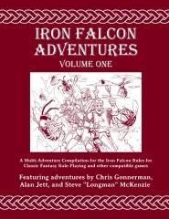 Iron Falcon Adventures One