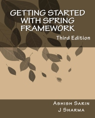 Getting started with Spring Framework