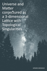 Universe and Matter conjectured as a 3-dimensional Lattice with Topological Singularities