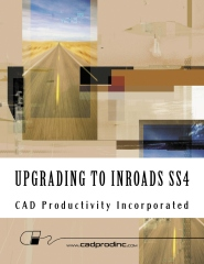 Upgrading to InRoads SS4