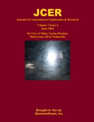 Journal of Consciousness Exploration & Research Volume 7 Issue 6