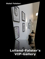 Hotel Falster:   Lolland-Falster's VIP-Gallery