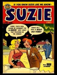 Suzie Comics #92