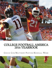 College Football America 2016 Yearbook