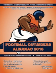 Football Outsiders Almanac 2016