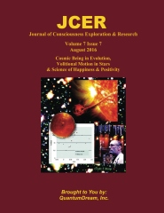 Journal of Consciousness Exploration & Research Volume 7 Issue 7