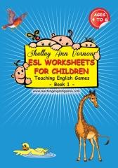 ESL Worksheets for Children