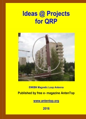 Ideas and Projects for QRP