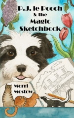 P.J. le Pooch & the Magic Sketchbook