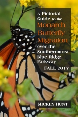 A Pictorial Guide to the Monarch Butterfly Migration over the Southernmost Blue Ridge Parkway
