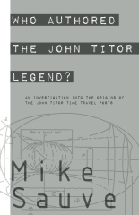 Who Authored the John Titor Legend?
