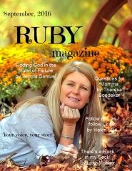 RUBY Magazine September 2016