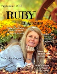 RUBY Magazine September 2016