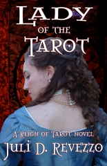 Lady  of the Tarot