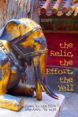 the Relic, the Effort, the Yell