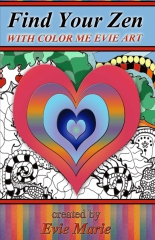 Find Your Zen with Color Me Evie Art