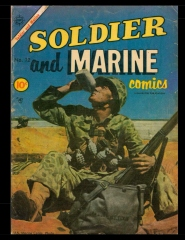 Soldier and Marine Comics #12