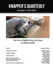 Knapper's Quarterly Number 3, Fall 2016