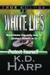 White Lies (Large Print)