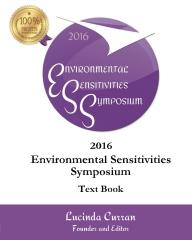 2016 Environmental Sensitivities Symposium