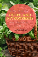 How to Grow Herbs and Microgreens for Health or Profit