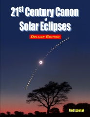 21st Century Canon of Solar Eclipses - Deluxe Edition
