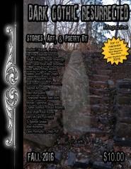 Dark Gothic Resurrected Magazine Fall 2016