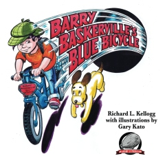 Barry Baskerville's Blue Bicycle