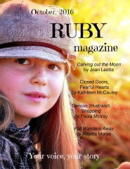 RUBY Magazine October 2016