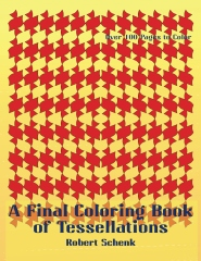 A Final Coloring Book of Tessellations