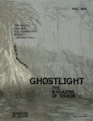 Ghostlight, The Magazine of Terror