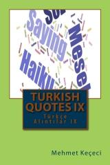 Turkish Quotes IX