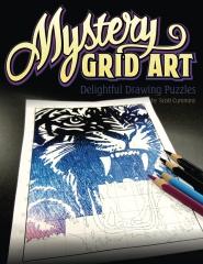 Mystery Grid Art