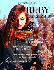 RUBY magazine November 2016