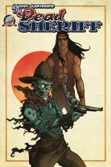 Mark Justice's The Dead Sheriff