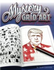 Mystery Grid Art - American Presidents