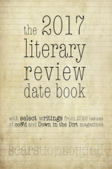 the 2017 Literary Review Date Book