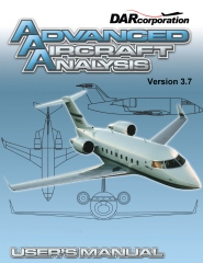 Advanced Aircraft Analysis Manual for Version 3.7