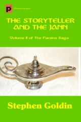The Storyteller and the Jann (Large Print Edition)