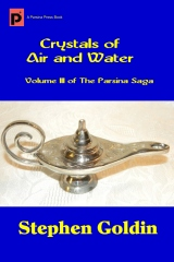 Crystals of Air and Water (Large Print Edition)